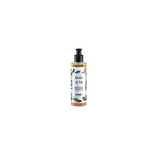 Anwen wake it up, enzymatyczny szampon kawowy, 200ml