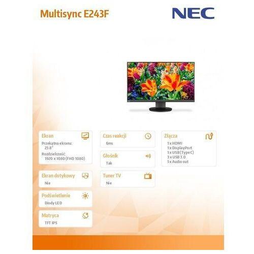 LED NEC E243F