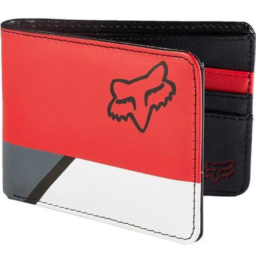 Portfel  - seca badlands pu wallet flame red (122) rozmiar: os marki Fox