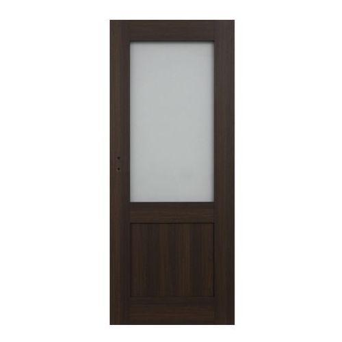 Drzwi pokojowe Camargue 70 prawe orzech north (5908443049196)