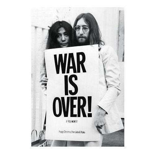 John Lennon War Is Over - plakat - produkt z kategorii- Plakaty