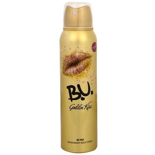 OKAZJA - B.U. Golden Kiss - dezodorant w sprayu 150 ml (5201314070498)