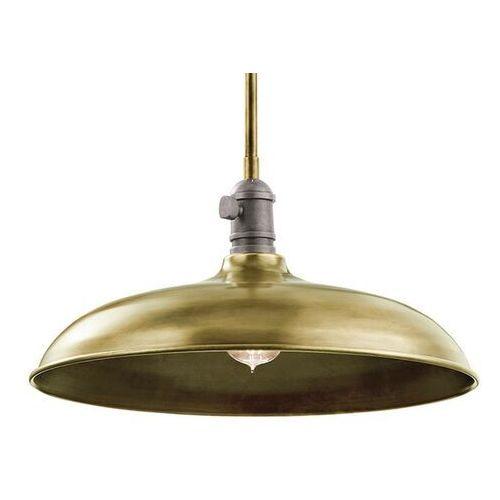 Lampa wisząca Cobson Ø 40,7 cm mosiądz (5024005294818)