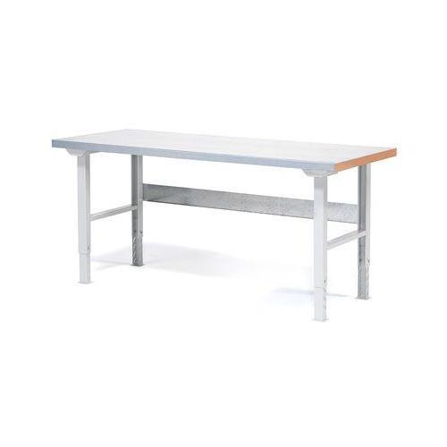 Aj produkty Stół roboczy solid, 500 kg, 2000x800 mm, stal