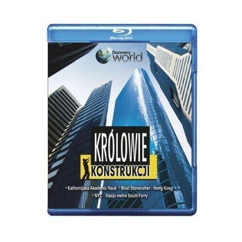 Królowie konstrukcji (Blu-ray)