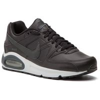 Buty NIKE - Air Max Command Leather 749760 001 Black/Anthracite/Neutral Grey, kolor czarny