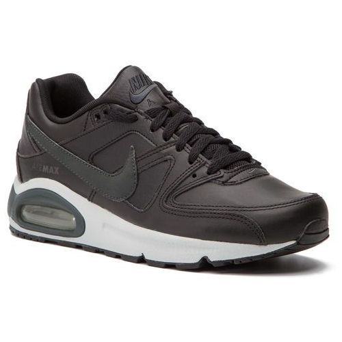 Buty NIKE - Air Max Command Leather 749760 001 Black/Anthracite/Neutral Grey, w 24 rozmiarach