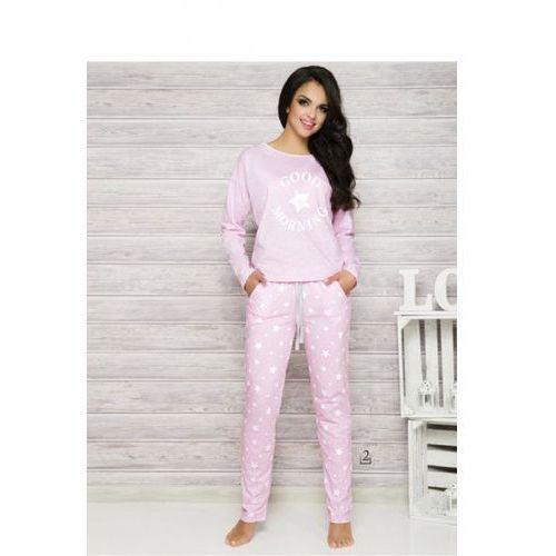 Piżama damska model nadia 1190 k2 pink marki Taro