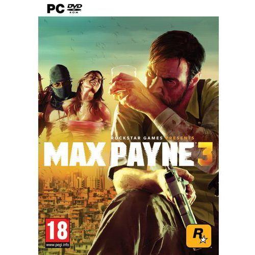 OKAZJA - Max Payne 3 (PC)