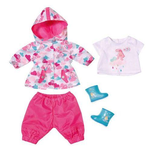 Zapf Baby born - zestaw ubranek na deszcz