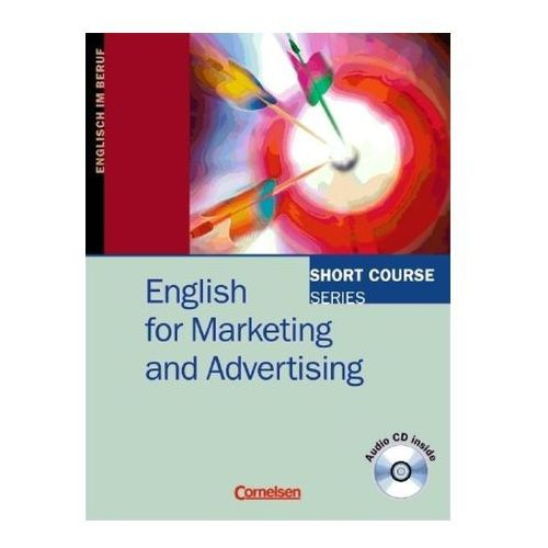 English for Marketing and Advertising, m. Audio-CD (9783464018767)