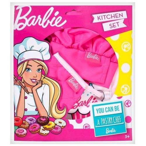 Zabawka MEGA CREATIVE Zestaw mały kucharz Barbie RP (306312) (5901350252314)