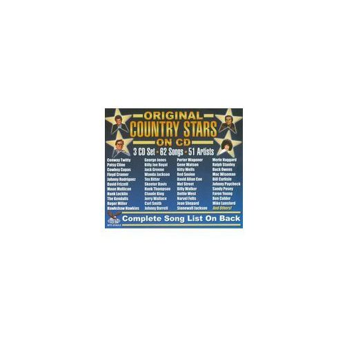 Gusto Original country stars on cd / różni wykonawcy (0792014216323)