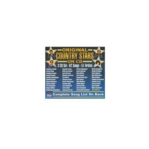 Gusto Original country stars on cd / różni wykonawcy