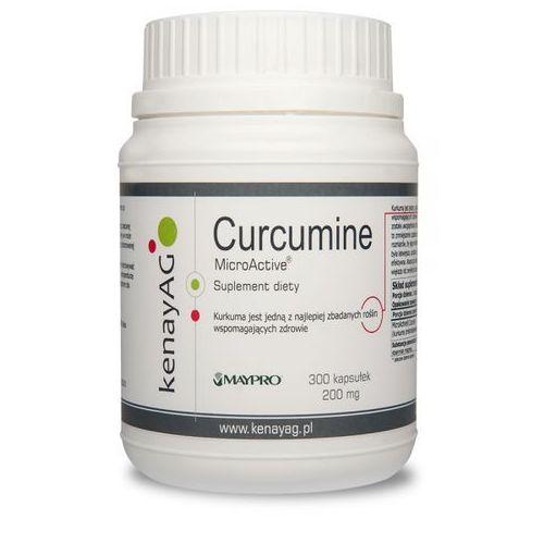Kapsułki Kurkuma zmikronizowana - MikroActive Curcumin (300 kapsułek)