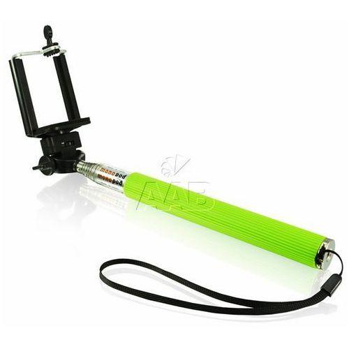 Aab selfie stick 1 green - zielony marki Aab cooling