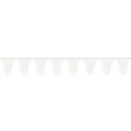Unique Baner flagi pajęczyna - 365 cm - 1 szt.