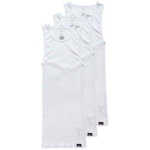 Grizzly Koszula - tagless a-style wht (wht) rozmiar: xxl