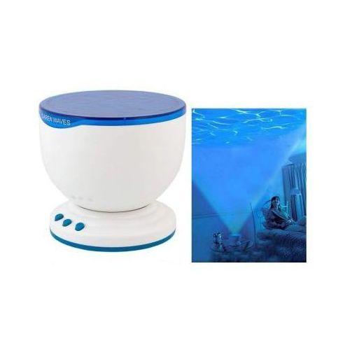 Lampa - Projektor Morska Laguna., 5900308720135