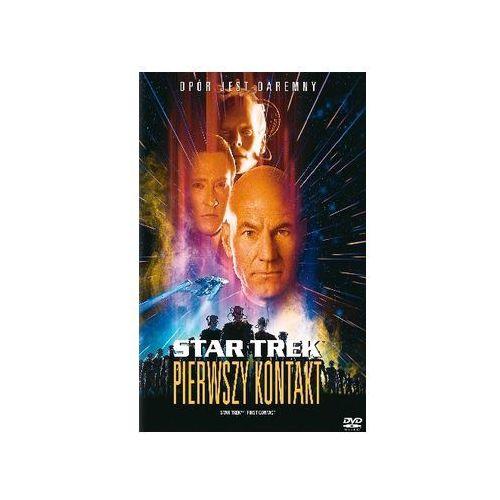 Star Trek 8: Pierwszy kontakt (DVD) - Jonathan Frakes