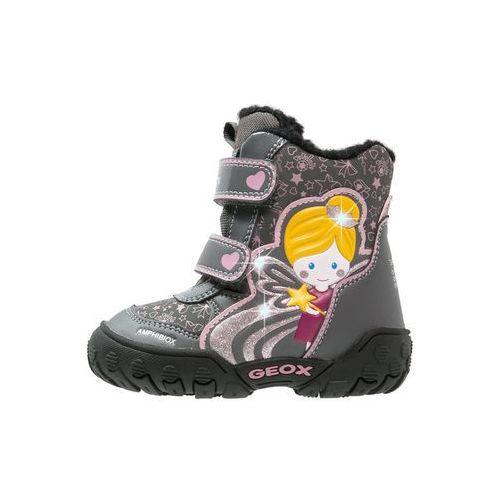 Geox  buty za kostkę dziewczęce 27 szary