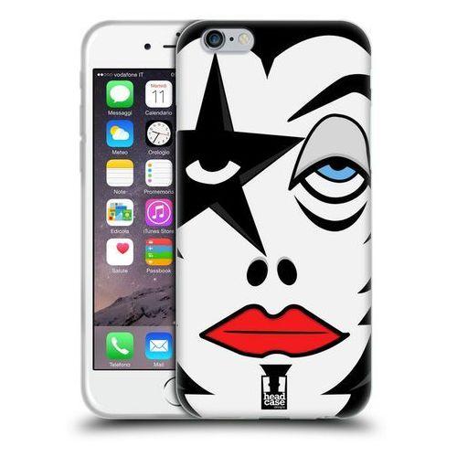 Etui silikonowe na telefon - Ugly Faces WHITE z kategorii Futerały i pokrowce do telefonów