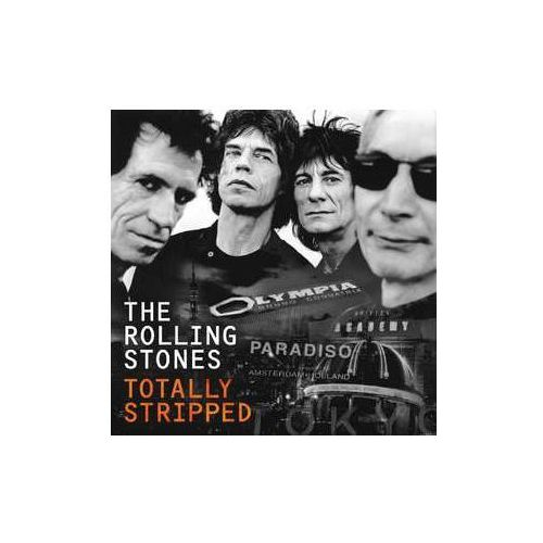 Totally Stripped (DVD + CD) - Rolling Stones