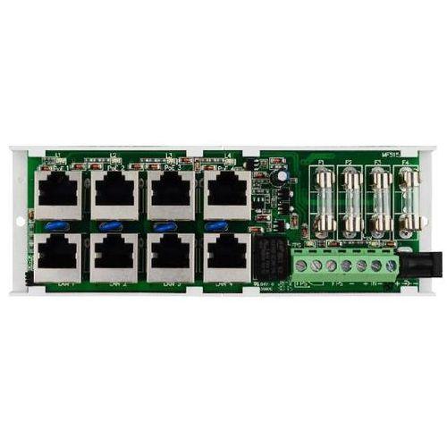 Awz603 moduł dystrybucji zasilania do kamer ip (poe) poe4/0.5-1a/2,5/aw/r  marki Pulsar