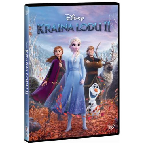 Kraina lodu 2 (dvd) (płyta dvd) marki Jennifer lee, chris buck