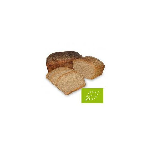 Piekarnia bio-eko Chleb żytni razowy bio na zakwasie 600g
