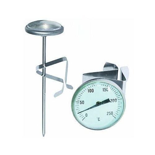 Termometr do głębokiego tłuszczu | 0°C do +250°C