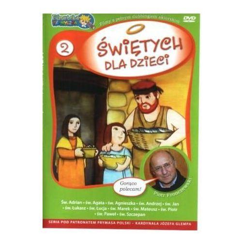 O Świętych dla dzieci cz.2 - film DVD - produkt z kategorii- Pozostałe filmy