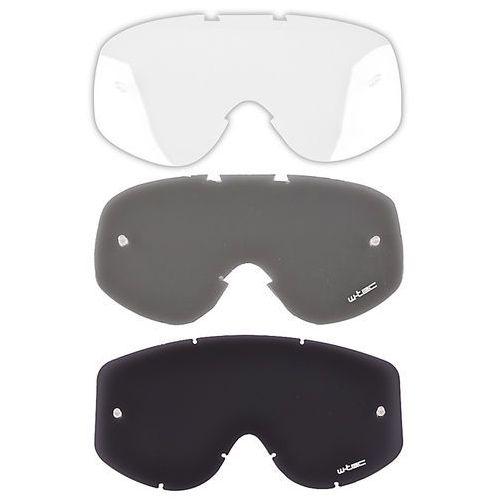 Szkła zapasowe do gogli motocyklowych W-TEC Benford z kategorii gogle i okulary motocyklowe
