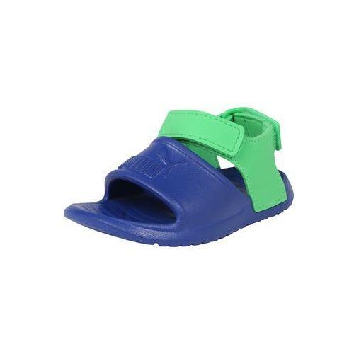 PUMA Buty otwarte 'Divecat v2 Injex Inf' niebieski / zielony, kolor zielony