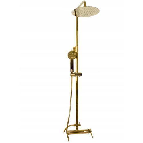 Złoty zestaw natryskowy Magnus Gold Rea (5902557338993)