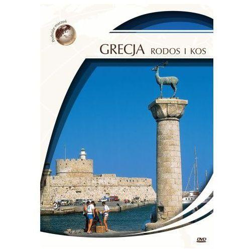 grecja - rodos i kos marki Dvd podróże marzeń