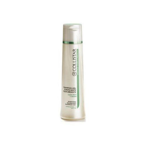 Collistar purifying balancing shampoo-gel szampon do włosów 250 ml dla kobiet (8015150291255)