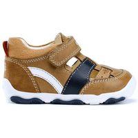 Geox sandały chłopięce new balu 22 brązowy