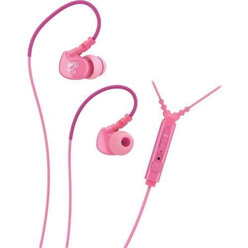 MEE audio Słuchawki MP6P Różowe - BEZPŁATNY ODBIÓR: WROCŁAW!