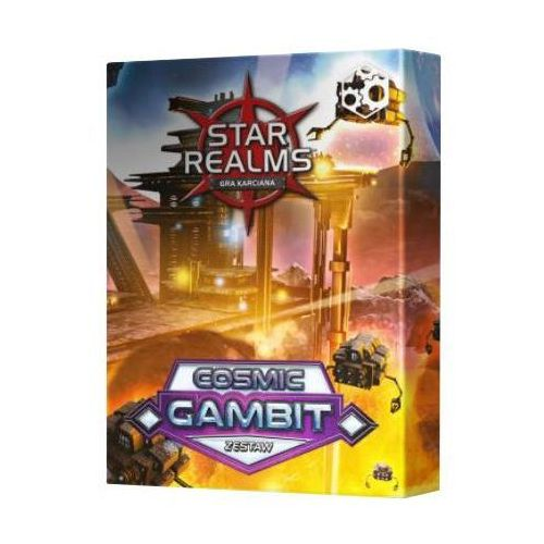 Star realms: cosmic gambit gfp marki Games factory publishing