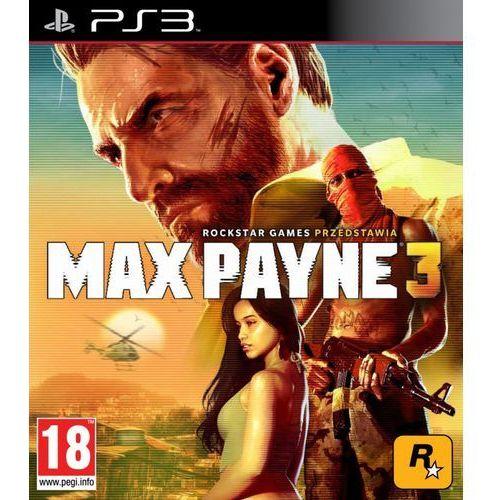 OKAZJA - MAX PAYNE 3 (PS3)