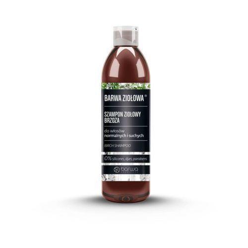 Barwa Szampon brzozowy, włosy normalne i suche, 250 ml - Długi termin ważności! DARMOWA DOSTAWA od 39,99zł do 2kg! (5902305002152)