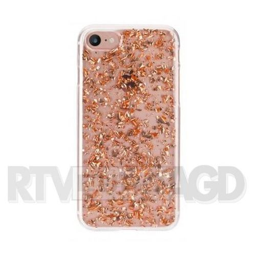 Flavr Etui iplate flakes do apple iphone 6/6s/7/8 złoty (28436)