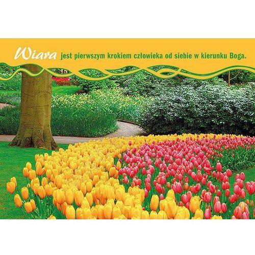 OKAZJA - Kartki Tulipan - wiara - produkt z kategorii- Dewocjonalia