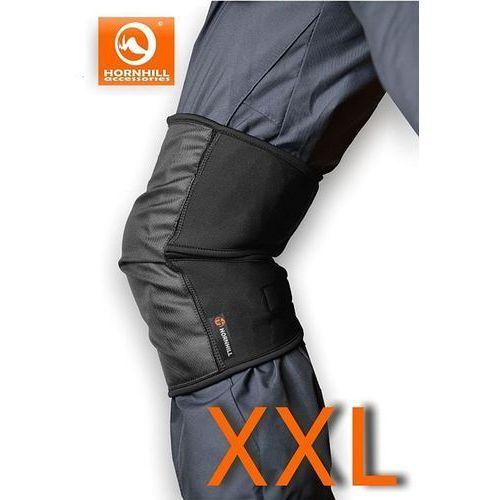 WIATROSZCZELNE NAKOLANNIKI XXL z kategorii Motocyklowe ochraniacze kolan