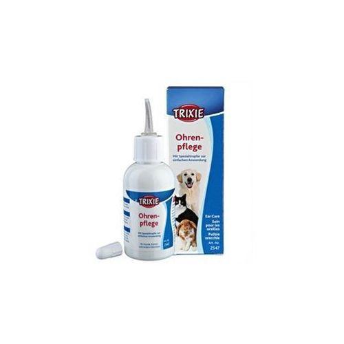 TRIXIE Płyn do pielęgnacji uszu dla zwierząt 50ml (4011905025476)