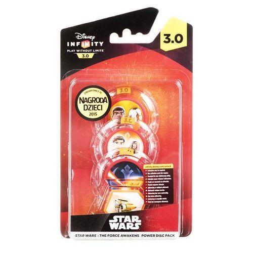 Dysk Mocy DI3 - Star Wars Przebudzenie Mocy (4pak) 8717418457600 - odbiór w 2000 punktach - Salony, Paczkomaty, Stacje Orlen
