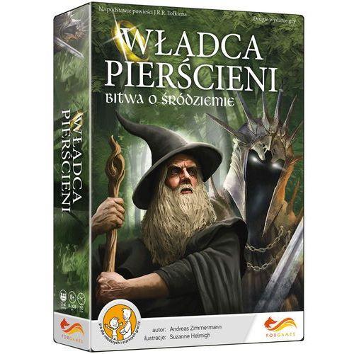 Foxgames Władca pierścieni: bitwa o śródziemie (ii edycja) wyprzedaż
