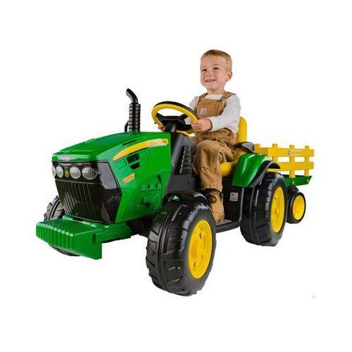 PEG PEREGO Traktor John Deere Power Pull Ground12V