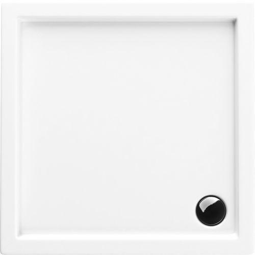 Schedpol Corrina Brodzik akrylowy kwadratowy 80x80x3/6cm 3.060/K, 3.060
